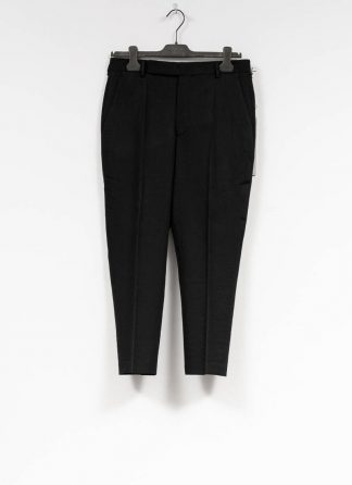 RICK OWENS larry women easy astaires pants damen hose new wool black hide m 2