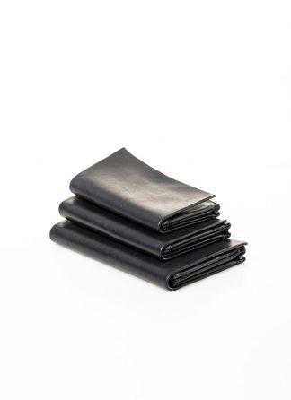 m.a maurizio amadei origami wallet W7 W8 W9 geldboerse portemonnaie vachetta cow leather VA 1.0 black hide m 2