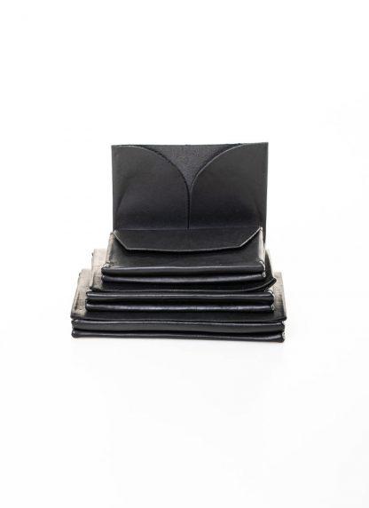 m.a maurizio amadei origami wallet W7 W8 W9 geldboerse portemonnaie vachetta cow leather VA 1.0 black hide m 3