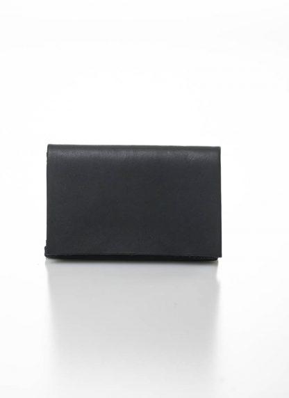 m.a maurizio amadei origami wallet W7 W8 W9 geldboerse portemonnaie vachetta cow leather VA 1.0 black hide m 4