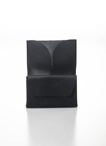 m.a maurizio amadei origami wallet W7 W8 W9 geldboerse portemonnaie vachetta cow leather VA 1.0 black hide m 5