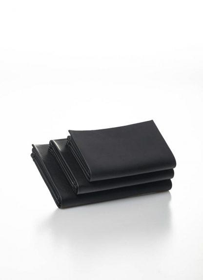 m.a maurizio amadei origami wallet W7 W8 W9 geldboerse portemonnaie vachetta cow leather VA 1.0 black hide m 6