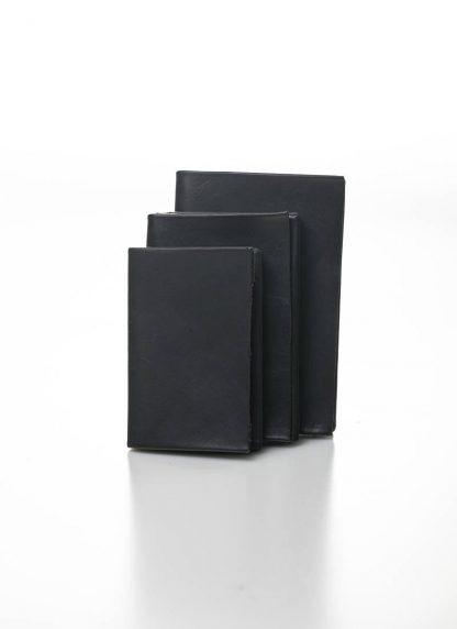 m.a maurizio amadei origami wallet W7 W8 W9 geldboerse portemonnaie vachetta cow leather VA 1.0 black hide m 7