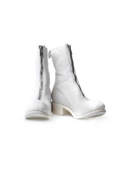 GUIDI PL2 women front zip boot damen stiefel soft horse full grain leather CO00T white hide m 3