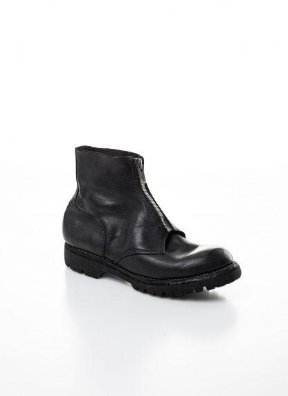 GUIDI men army front zip boot with vibram 5305FZV herren schuh goodyear horse culatta full grain 3