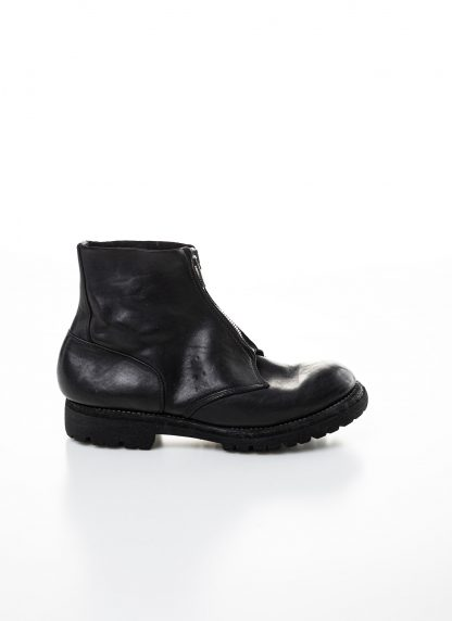 GUIDI men army front zip boot with vibram 5305FZV herren schuh goodyear horse culatta full grain hide m 2