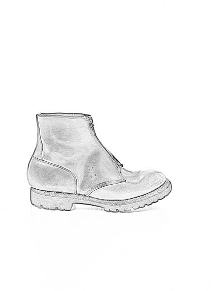GUIDI men army front zip boot with vibram 5305FZV herren schuh goodyear horse culatta full grain leather black hide m 1