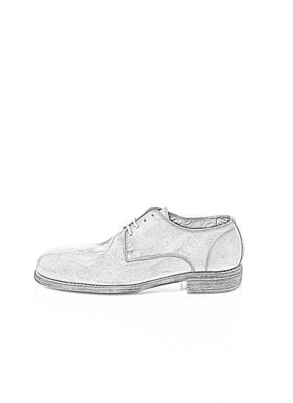 GUIDI men classic derby shoe 992 herren schuh goodyear horse full grain leather grey CO49T hide m 1