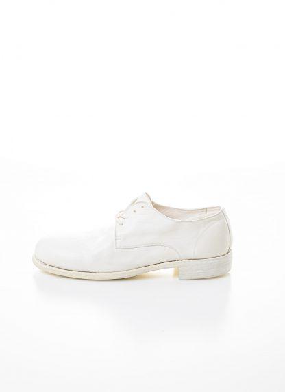 GUIDI men classic derby shoe 992 herren schuh goodyear horse full grain leather white CO00T hide m 2