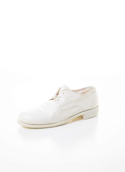GUIDI men classic derby shoe 992 herren schuh goodyear horse full grain leather white CO00T hide m 3