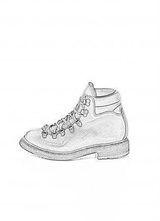 GUIDI men classic hiking boot 19 herren schuh bergschuh goodyear horse full grain leather black hide m 1