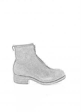 GUIDI women front zip boot PL1 RU damen schuh stiefel goodyear coated leather CV31T military green grey hide m 1