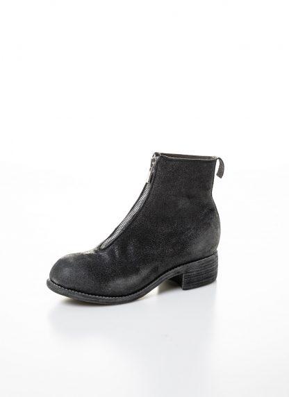 GUIDI women front zip boot PL1 RU damen schuh stiefel goodyear coated leather CV31T military green grey hide m 6