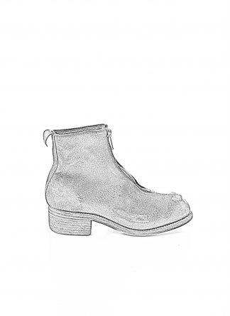 GUIDI women front zip boot PL1 RU damen schuh stiefel goodyear coated leather black hide m 1
