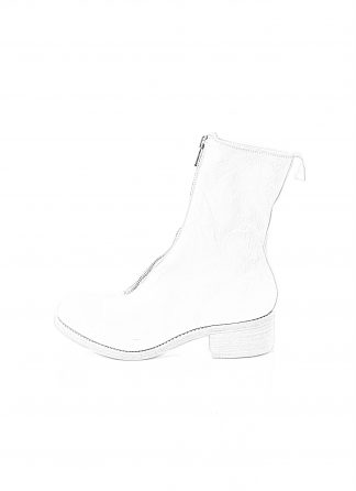 GUIDI women front zip boot PL2 damen schuh stiefel goodyear soft horse full grain leather CO00t white hide m 1