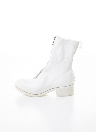 GUIDI women front zip boot PL2 damen schuh stiefel goodyear soft horse full grain leather CO00t white hide m 2