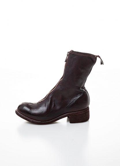GUIDI women front zip boot PL2 damen schuh stiefel goodyear soft horse full grain leather CV23T burgundy hide m 2
