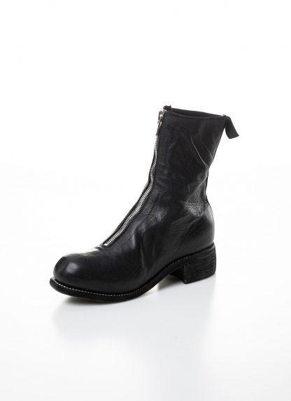 GUIDI women front zip boot PL2 damen schuh stiefel goodyear soft horse full grain leather black hide m 3
