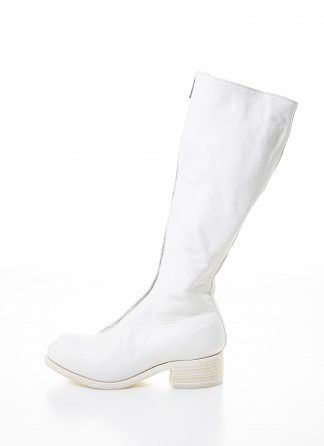 GUIDI women front zip boot PL3 damen schuh stiefel goodyear soft horse full grain leather CO00T white hide m 2