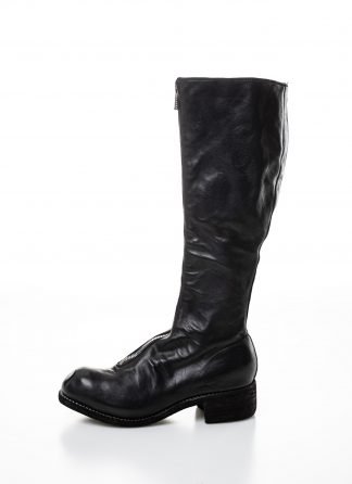 GUIDI women front zip boot PL3 damen schuh stiefel goodyear soft horse full grain leather black hide m 2