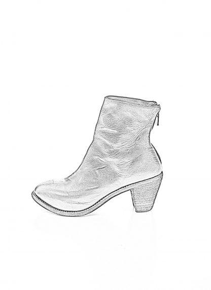 GUIDI women hidden platform high heel zip shoe boot 5006 damen schuh stiefel goodyear soft horse full grain leather black hide m 1