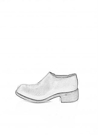 GUIDI women slip on derby shoe PL0E damen schuh stiefel goodyear soft horse full grain leather black hide m 1
