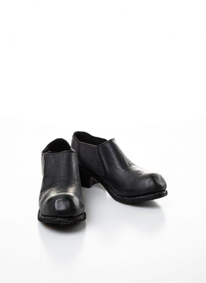 GUIDI women slip on derby shoe PL0E damen schuh stiefel goodyear soft horse full grain leather black hide m 6