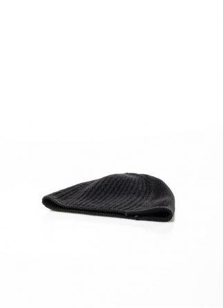 LAYER 0 beanie muetze cap hat cashmere silk black hide m 2