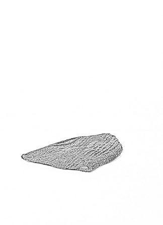 LAYER 0 beanie muetze cap hat cotton linen black hide m 1