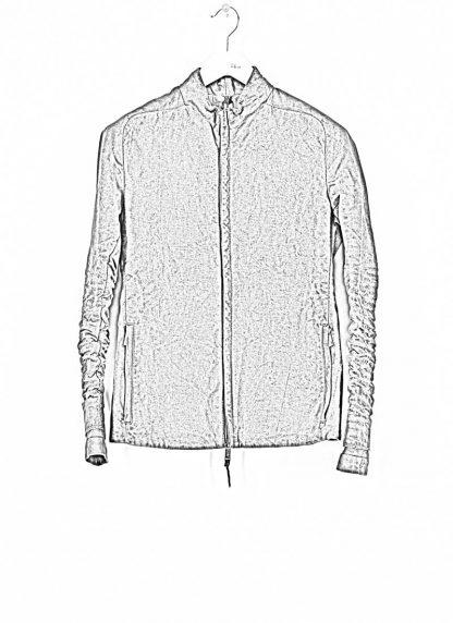 LAYER 0 men H jacket 22 15 herren jacke exclusively cotton canvas g. grey hide m 1