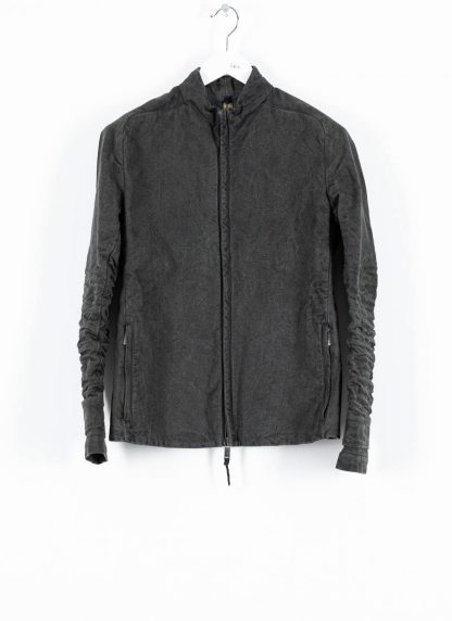 LAYER 0 men H jacket 22 15 herren jacke exclusively cotton canvas g. grey hide m 2