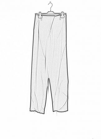 LEON EMANUEL BLANCK distortion twisted pants damen hose DIS W TP 01 vimola twill CMD VI WO EA black hide m 1