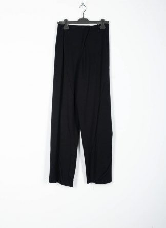 LEON EMANUEL BLANCK distortion twisted pants damen hose DIS W TP 01 vimola twill CMD VI WO EA black hide m 2