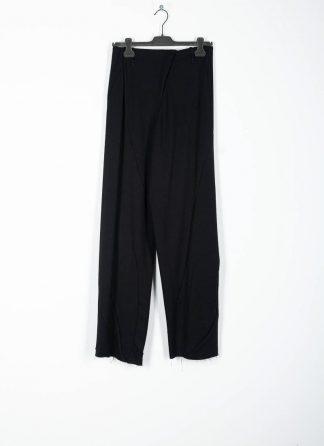 LEON EMANUEL BLANCK distortion twisted pants damen hose DIS W TP 01 vimola twill CMD VI WO EA black hide m 2