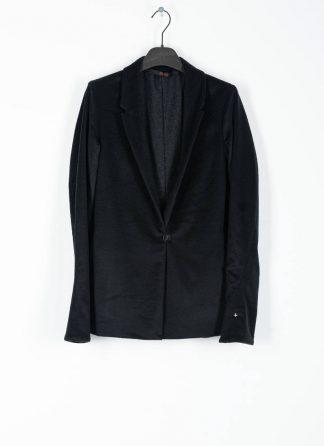 M.A MAURIZIO AMADEI fw1920 women Vertical Pockets Blazer Jacket damen jacke JW120 KK1 pure cashmere black hide m 2