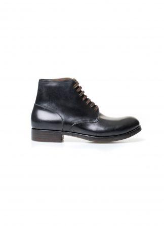 m moriabc maurizio altieri AA Dve goodyear hand welt men shoe boot herren schuh stiefel shell cordovan leather black hide m 2