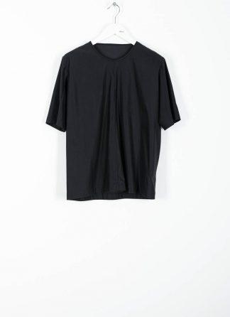 ANDREA CORTELLA women cylinder t shirt T1CSS20 damen top cotton blue black hide m 2