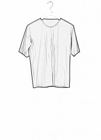 ANDREA CORTELLA women cylinder t shirt T1CSS20 damen top cotton green black hide m 1