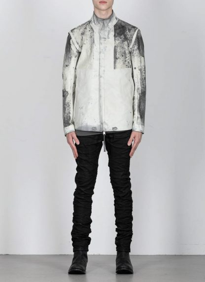 BORIS BIDJAN SABERI ss20 J1 men jacket herren jacke reversible FMM20041 natural tan kangaroo leather light grey hide m 10