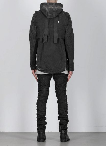 BORIS BIDJAN SABERI ss20 PARKA2 men jacket herren jacke F1502F W cotton dark grey hide m 7