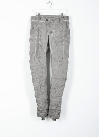 BORIS BIDJAN SABERI ss20 men pants P13TF herren hose jeans F177 cotton ly light hide m 2