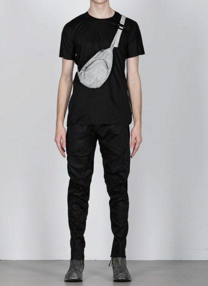 LEON EMANUEL BLANCK distortion dealer bag tasche DIS DB 01 S wild alligator leather swamphide m 3