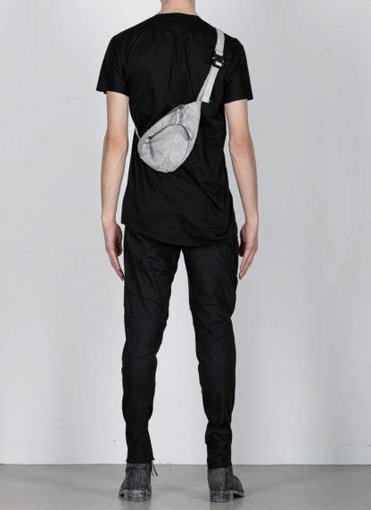 LEON EMANUEL BLANCK distortion dealer bag tasche DIS DB 01 S wild alligator leather swamphide m 4