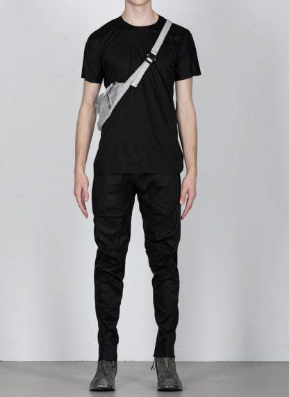 LEON EMANUEL BLANCK distortion dealer bag tasche DIS DB 01 S wild alligator leather swamphide m 5