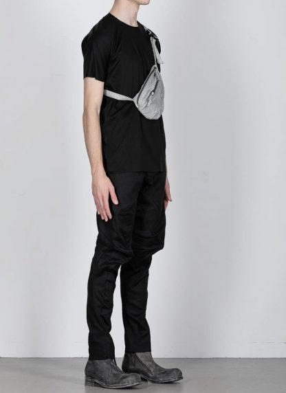LEON EMANUEL BLANCK distortion dealer bag tasche DIS DB 01 S wild alligator leather swamphide m 6