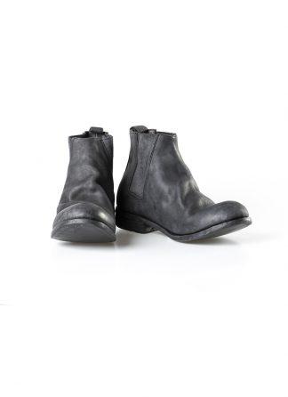 ADICIANNOVEVENTITRE A1923 AUGUSTA men 042B chelsea boot herren schuh handmade horse leather black hide m 2