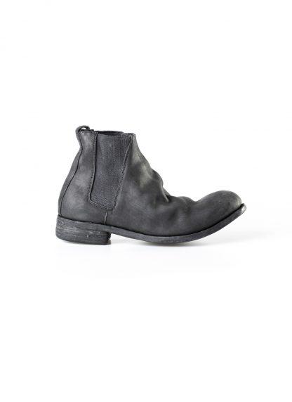 ADICIANNOVEVENTITRE A1923 AUGUSTA men 042B chelsea boot herren schuh handmade horse leather black hide m 3