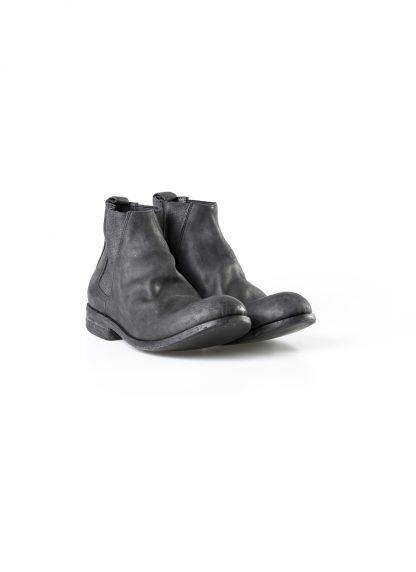 ADICIANNOVEVENTITRE A1923 AUGUSTA men 042B chelsea boot herren schuh handmade horse leather black hide m 4