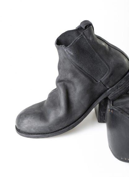 ADICIANNOVEVENTITRE A1923 AUGUSTA men 042B chelsea boot herren schuh handmade horse leather black hide m 5