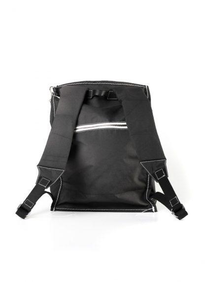 TAICHI MURAKAMI Backpack with Cotton Lining Rucksack bag tasche 3layer nylon waterproof black hide m 10